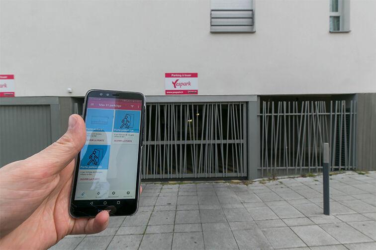 location parking Centre-ville - Villiers-le-Bel