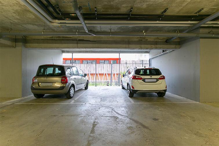 Parking Centre-ville - Villiers-le-Bel 24/24 7/7