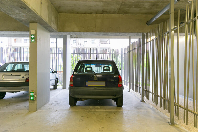 Parking Centre-ville - Villiers-le-Bel location mensuelle