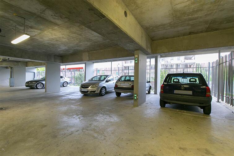 Parking Centre-ville - Villiers-le-Bel sécurisé