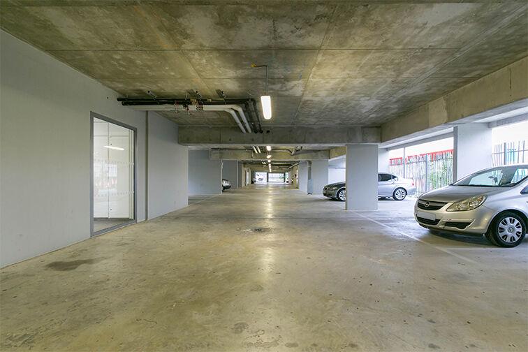 Parking Centre-ville - Villiers-le-Bel 95400