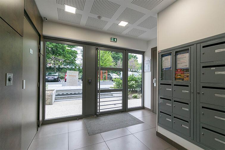 Parking Centre-ville - Villiers-le-Bel caméra