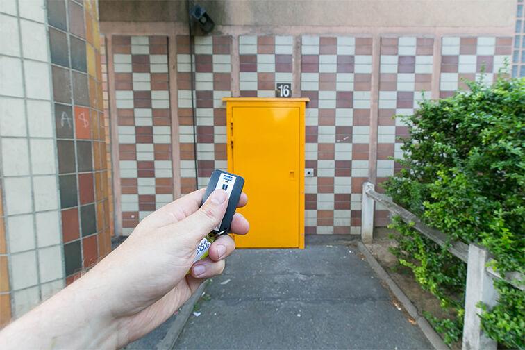 Parking Métro Bobigny - Pablo Picasso - Rue Pablo Picasso - Bobigny Bobigny