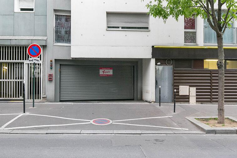 Parking Allées de l'Europe - Clichy 10 Rue Marc Bloch