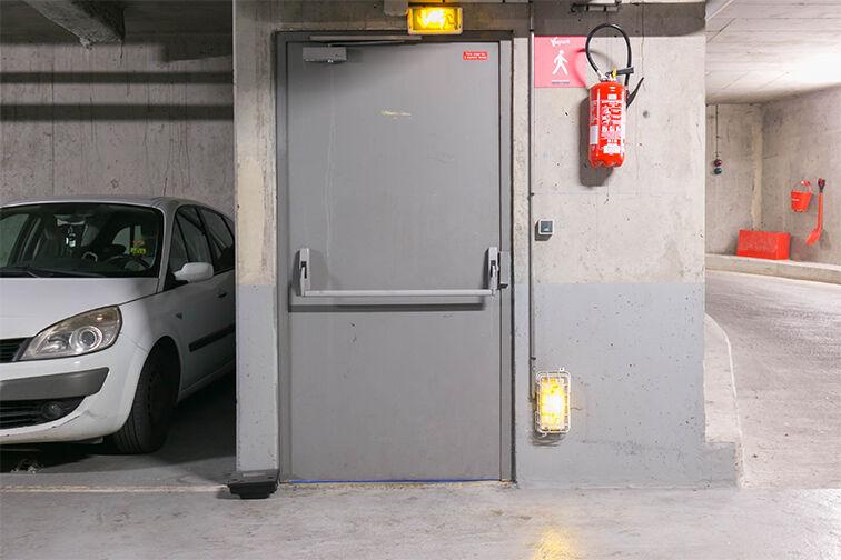 Parking Allées de l'Europe - Clichy location mensuelle