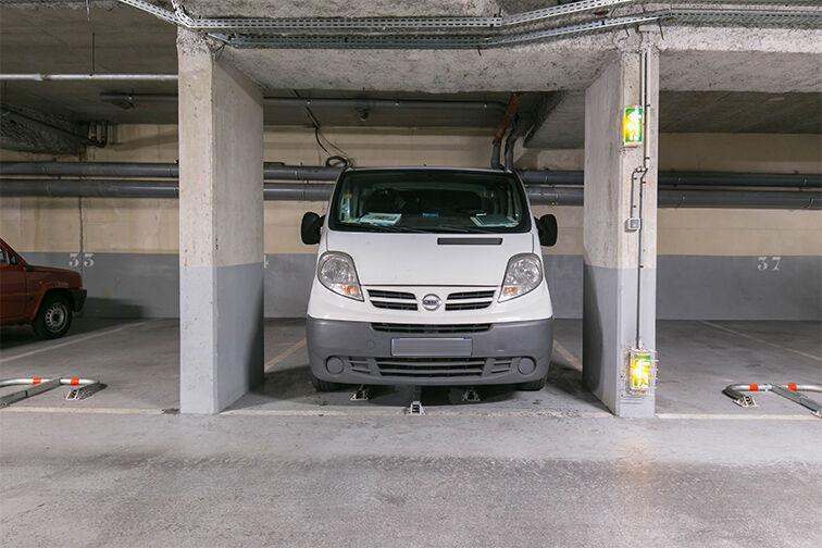 Parking Allées de l'Europe - Clichy 92110