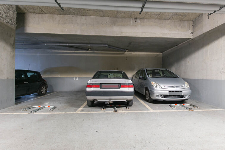 Parking Allées de l'Europe - Clichy Clichy