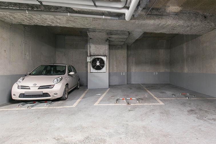 Parking Allées de l'Europe - Clichy gardien