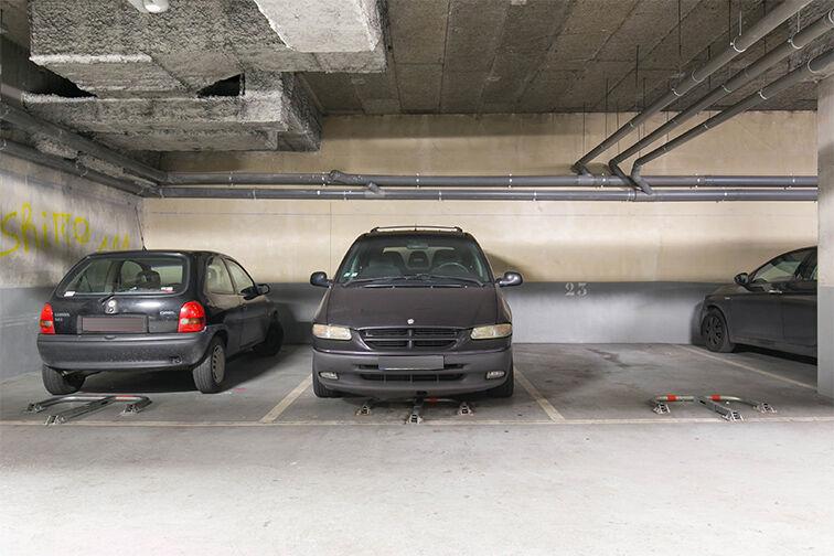 Parking Allées de l'Europe - Clichy 24/24 7/7