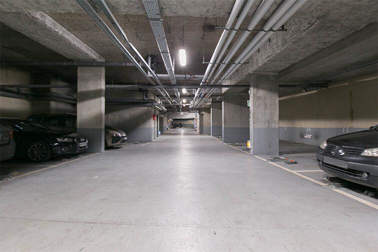 Parking Allées de l'Europe - Clichy caméra