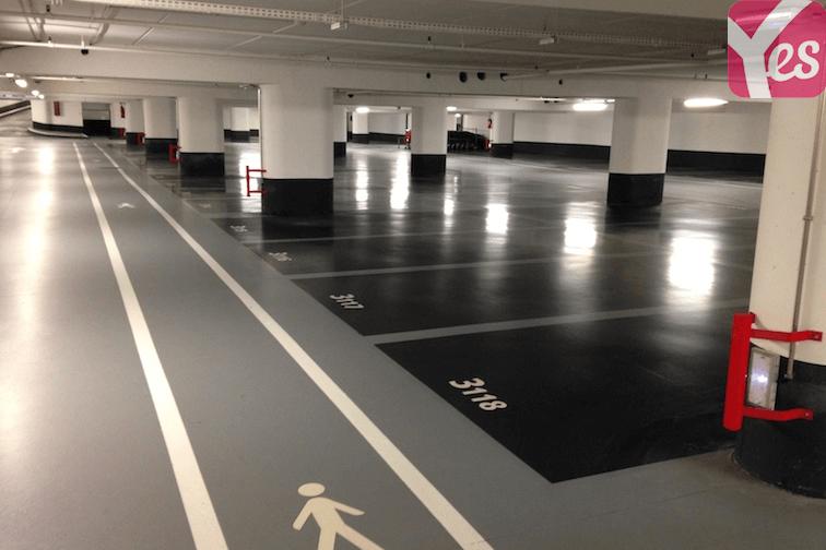 location parking Bellecombe - rue Louis Becker - Villeurbanne