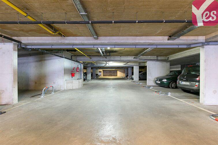 Parking Avenue Lénine - Les Goulvents - Nanterre souterrain