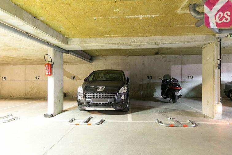 Parking Avenue Lénine - Les Goulvents - Nanterre avis