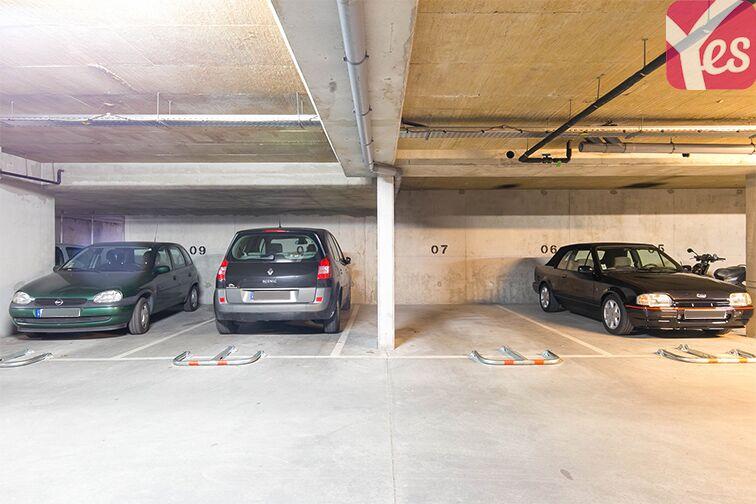 Parking Avenue Lénine - Les Goulvents - Nanterre 62 avenue Lénine