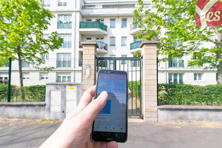 Parking Avenue Lénine - Les Goulvents - Nanterre sécurisé