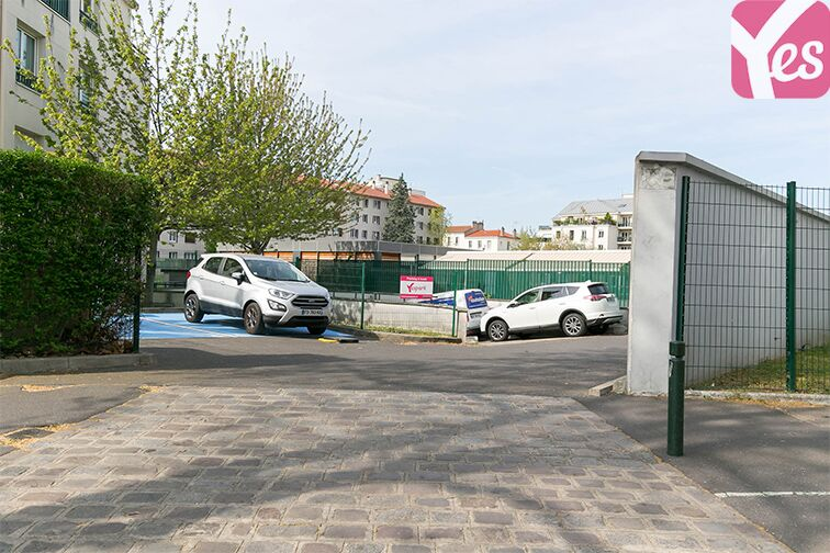Parking Avenue Lénine - Les Goulvents - Nanterre à louer