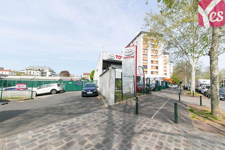 Parking Avenue Lénine - Les Goulvents - Nanterre gardien