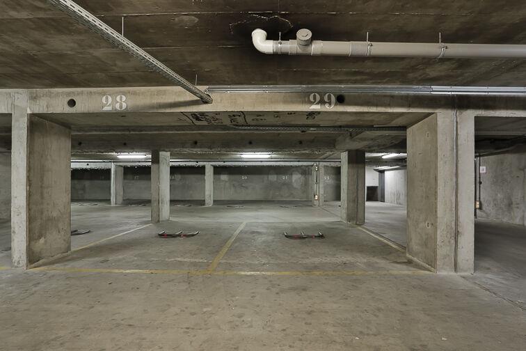 Parking Rue de Strasbourg - Les Canibouts - Nanterre sécurisé