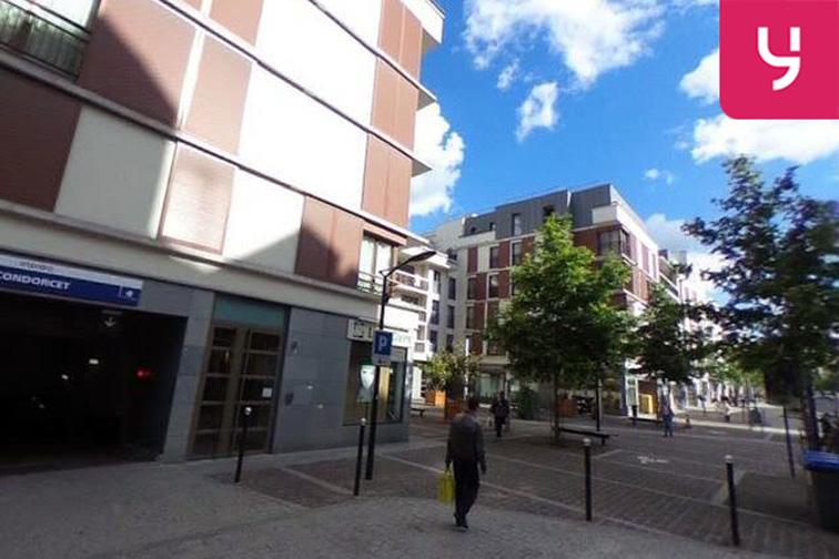Parking Institut Notre Dame - Avenue du Général Leclerc - Bourg-La-Reine location
