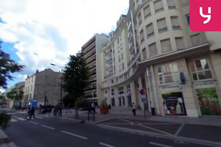 location parking Institut Notre Dame - Avenue du Général Leclerc - Bourg-La-Reine