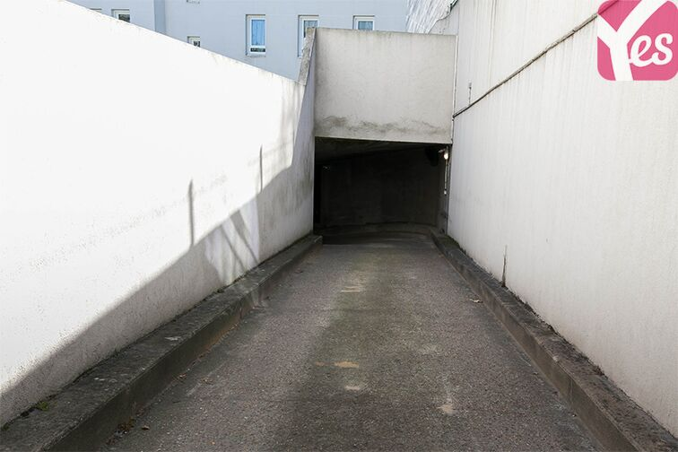 Parking Avenue de la Division Leclerc - Châtillon sécurisé