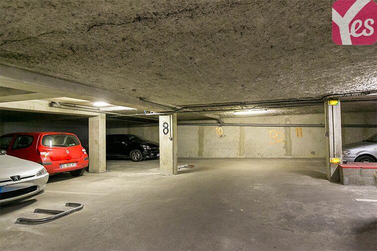 Parking Avenue de la Division Leclerc - Châtillon caméra