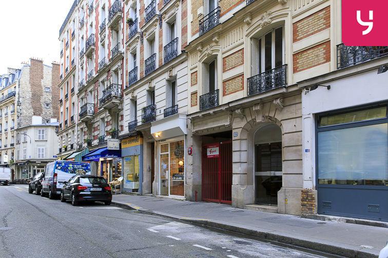 Parking Mairie - Paris 20 (place moto) garage