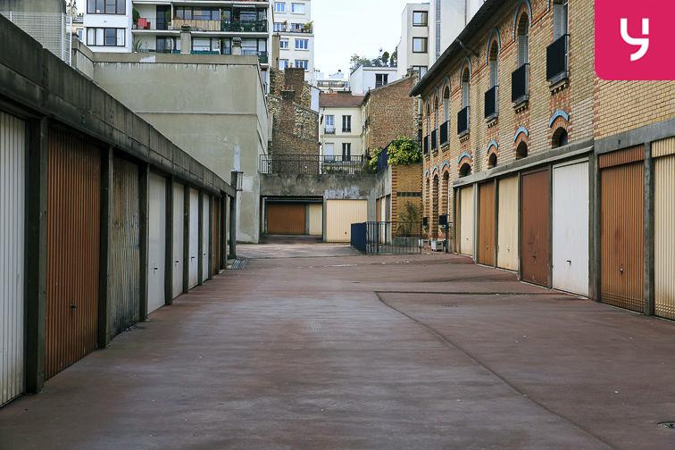 Parking Mairie - Paris 20 (place moto) 75020