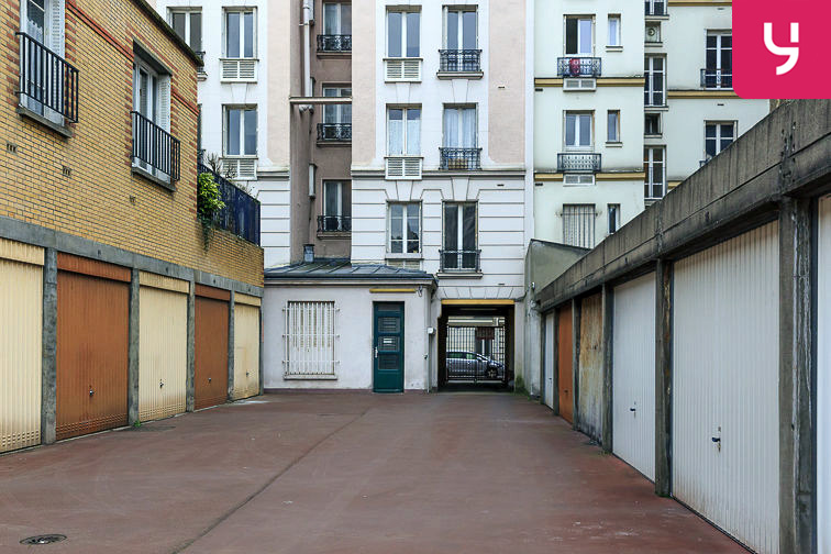Parking Mairie - Paris 20 (place moto) en location
