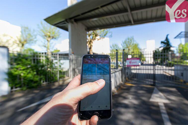 Location parking Avenue Henri Ravera - Bagneux (aérien)