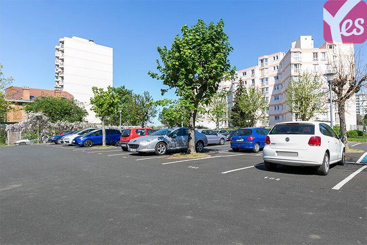 Parking Avenue Henri Ravera - Bagneux (aérien) garage