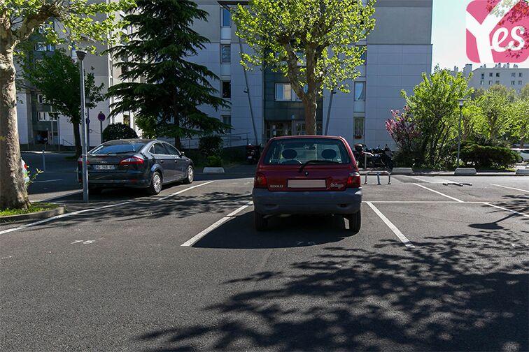 Parking Avenue Henri Ravera - Bagneux (aérien) 92220