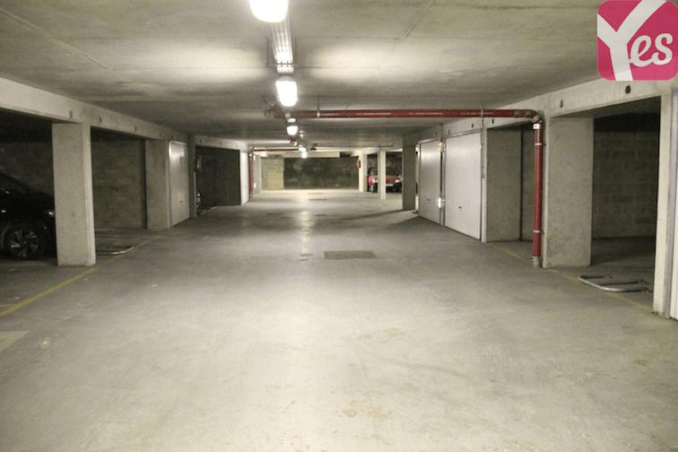 Parking à Villeurbanne, rue d'Alsace