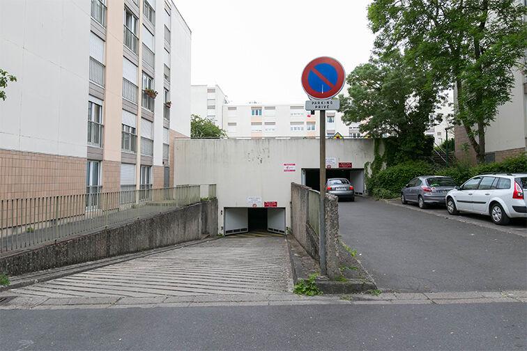Parking Allée Limousine - Les Ulis - Gauche souterrain