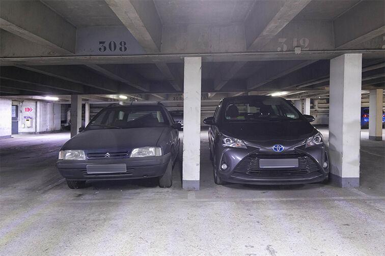 Parking Allée Limousine - Les Ulis - Gauche avis