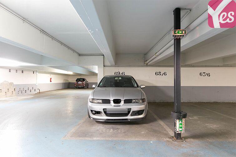 Parking Gustave Flaubert - Sartrouville location mensuelle