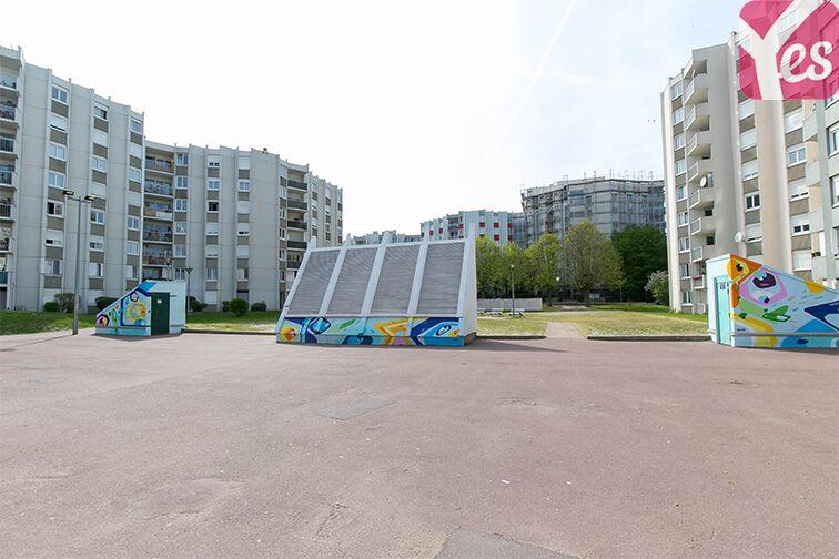 Parking Gustave Flaubert - Sartrouville 2-10 rue Gustave Flaubert