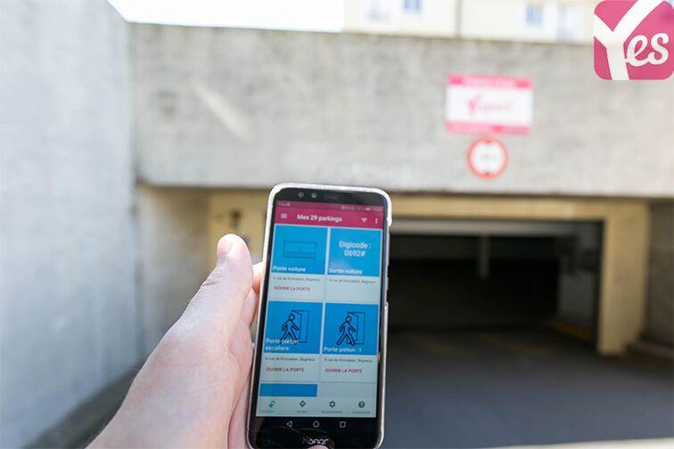 Parking Rue de Kirovakan - Bagneux garage