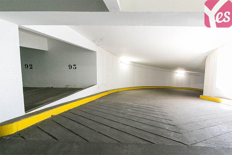 Parking Rue de Kirovakan - Bagneux location mensuelle