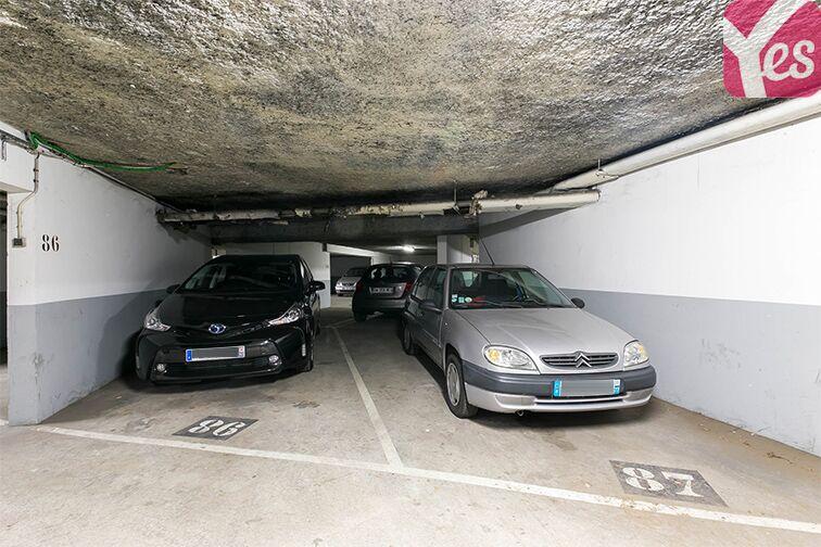 Parking Salvador Allende - Pasteur - Villepinte 9 avenue Salvador Allende