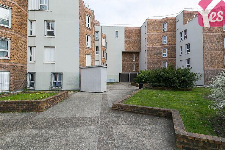 Parking Salvador Allende - Pasteur - Villepinte souterrain