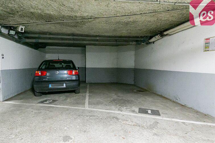 Parking Salvador Allende - Pasteur - Villepinte garage