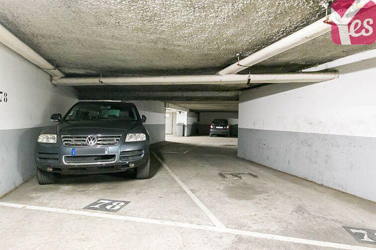 Parking Salvador Allende - Pasteur - Villepinte location mensuelle