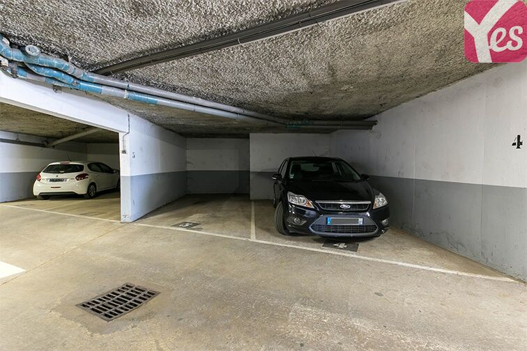Parking Salvador Allende - Pasteur - Villepinte gardien