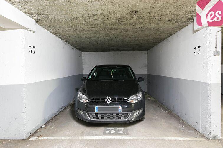 Parking Salvador Allende - Pasteur - Villepinte en location