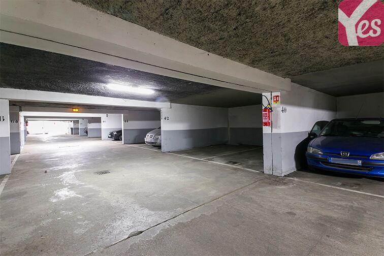 Parking Salvador Allende - Pasteur - Villepinte 93420