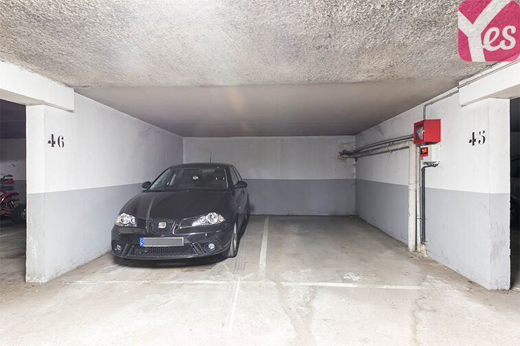 Parking Salvador Allende - Pasteur - Villepinte caméra