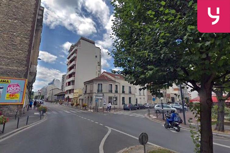 Location parking Rue Jean Bleuzen - Métro Malakoff - Vanves
