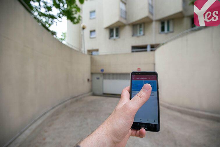 Parking Rue Jean Bleuzen - Métro Malakoff - Vanves à louer