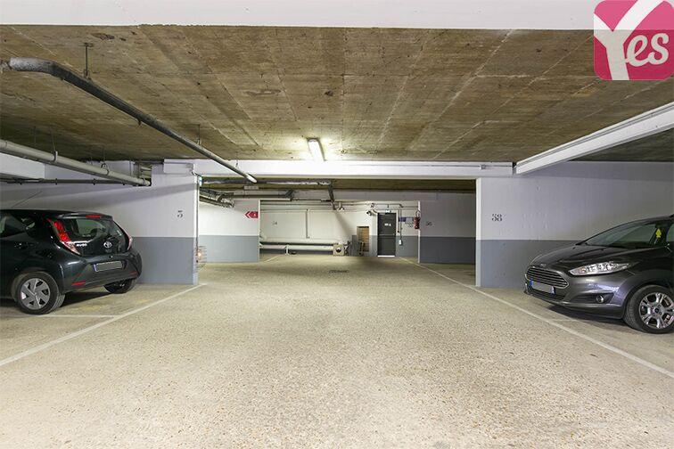 Parking Galerie Corbusier - Trappes avis
